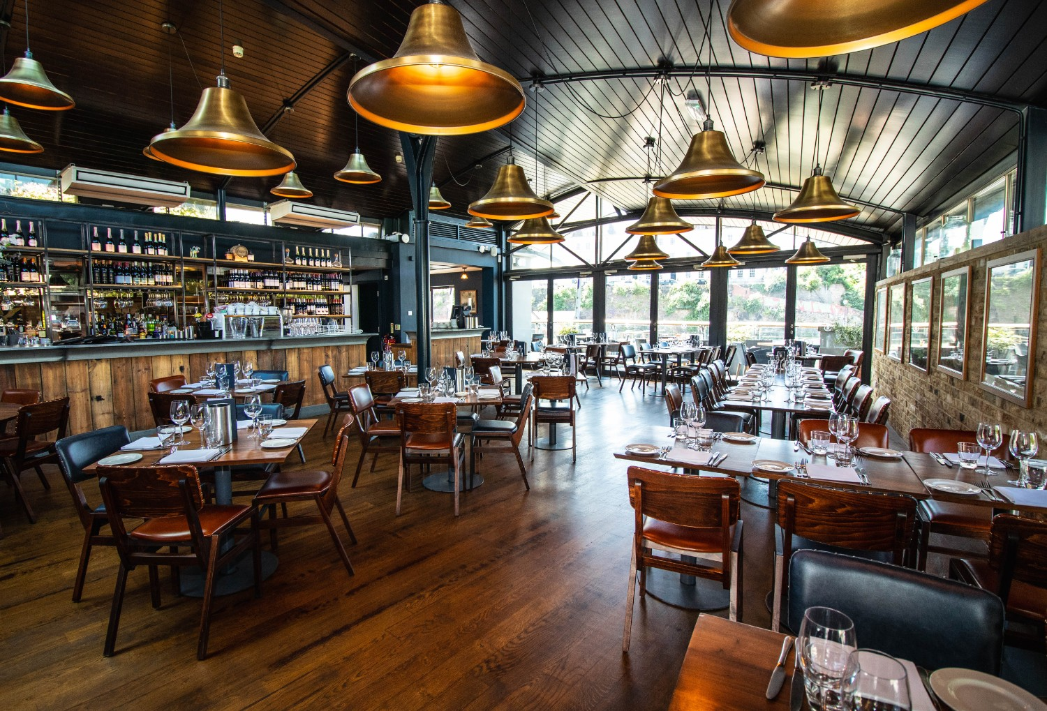 Riverstation Youngs Restaurant With Bar And Kitchen Bristol